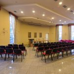 Sunrise Resort conference hall