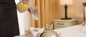 Sunrise Resort room service