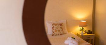 Sunrise Resort  standard twin room
